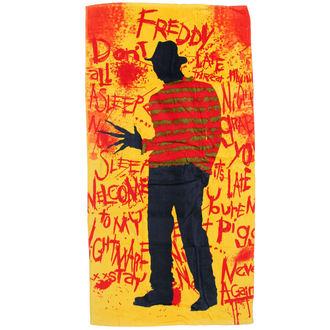 asciugamano Notte falena da Elm Street - Freddy, NNM