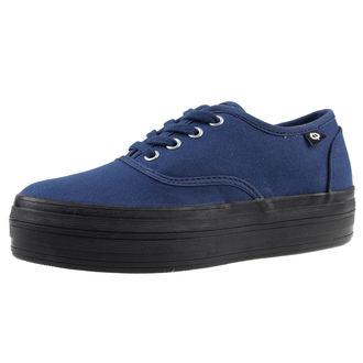 scarpe da ginnastica basse donna - Navy - ALTERCORE, ALTERCORE