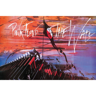 poster Pink Floyd - The Wall Martelli - GB posters, GB posters, Pink Floyd