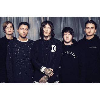 poster Bring Me The Horizon - ombrello - GB posters, GB posters, Bring Me The Horizon