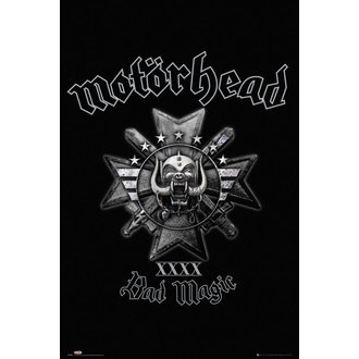 poster Motörhead - Bad Hope - GB posters, GB posters, Motörhead