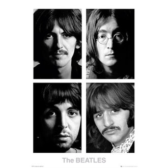poster The Beatles - White Album - GB posters, GB posters, Beatles