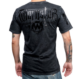 t-shirt hardcore uomo - Transform - WORNSTAR, WORNSTAR