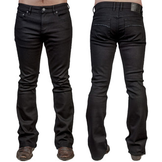 pantaloni uomo WORNSTAR (jeans) WORNSTAR - Hellraiser - Black