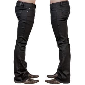 pantaloni uomo WORNSTAR (jeans) WORNSTAR - Hellraiser - Black, WORNSTAR
