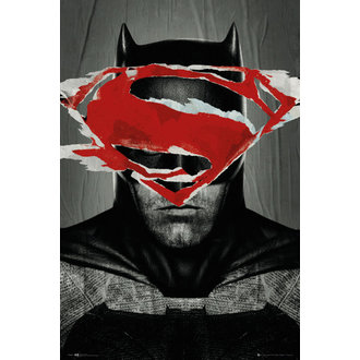 poster Batman Vs Superuomo - Batman Teaser - GB posters, GB posters