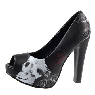 scarpe con il tacco donna - METAL MULISHA, METAL MULISHA