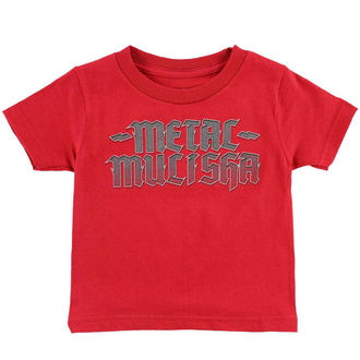 t-shirt street bambino - FRONT - METAL MULISHA, METAL MULISHA