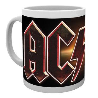 tazza AC / DC - Logo - GB posters, GB posters, AC-DC
