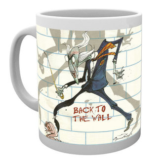 tazza Pink Floyd - The Wall Back To The Wall - GB posters, GB posters, Pink Floyd