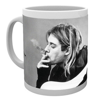 tazza Kurt Cobain - Smoking - GB posters, GB posters, Nirvana