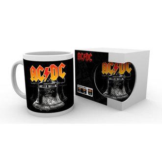 tazza AC / DC Hells Bells - GB posters, GB posters, AC-DC