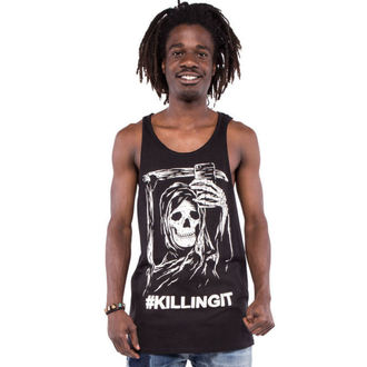 t-shirt uomo IRON FIST - Killingit - Grafico - Nero, IRON FIST