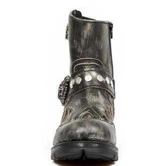 stivali in pelle uomo - NEW ROCK - M-MR041-S3