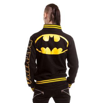 giacca uomo POIZEN INDUSTRIES - Batmanteam Varcity - Nero, POIZEN INDUSTRIES, Batman