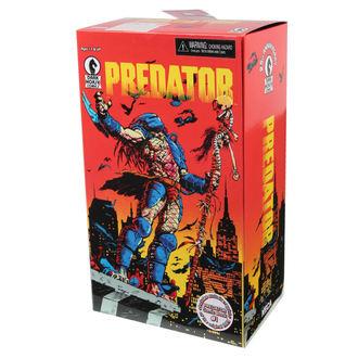 figure Predator - 25th Anniversary Buio Cavallo Comic Book, NECA