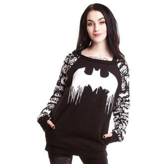 felpa senza cappuccio donna Batman - Graffiti - NNM, NNM, Batman