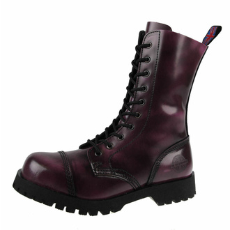 scarpe NEVERMIND - 10 fori - Lilla, NEVERMIND