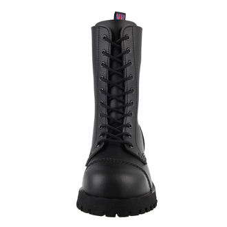 scarpe NEVERMIND - 10 fori - Vegan - Nero Sintetico - 10110S