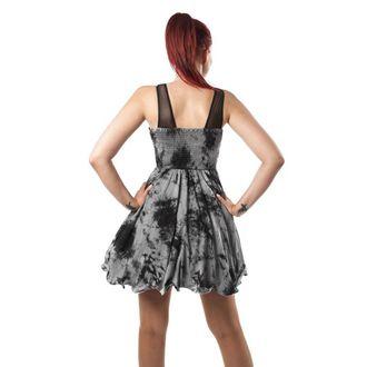 vestito donna POIZEN INDUSTRIES - Vera - Nero/Grigio, POIZEN INDUSTRIES