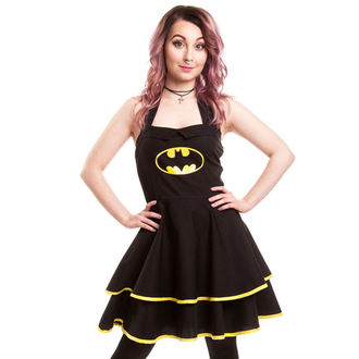vestito donna POIZEN INDUSTRIES - Batman Mantellina - Nero, POIZEN INDUSTRIES