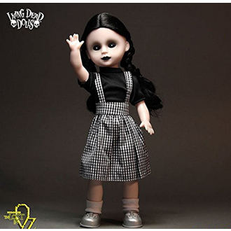 bambola LIVING DEAD DOLLS - The Lost e Dorothy, LIVING DEAD DOLLS