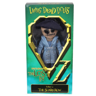 bambola LIVING DEAD DOLLS - Purdy e The spaventapasseri, LIVING DEAD DOLLS