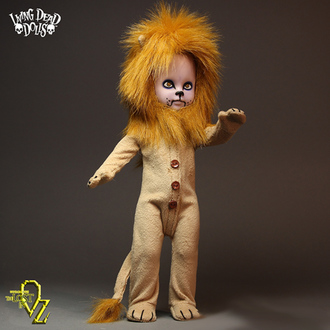 bambola LIVING DEAD DOLLS - Teddy e The Lion