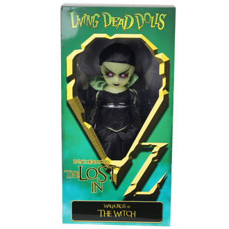 bambola LIVING DEAD DOLLS - Walpurgis e The Witch, LIVING DEAD DOLLS