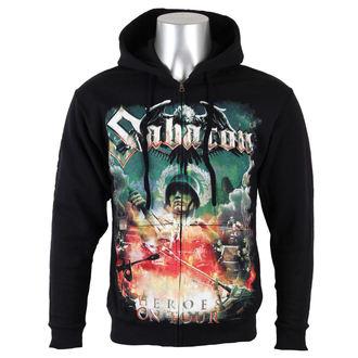 felpa con capuccio uomo Sabaton - Heroes on tour - NUCLEAR BLAST, NUCLEAR BLAST, Sabaton