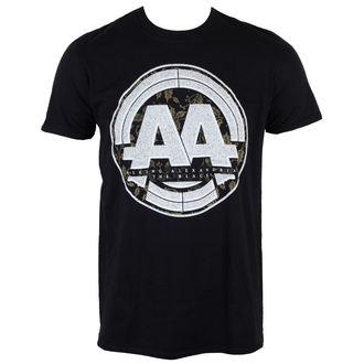 t-shirt metal uomo Asking Alexandria - Album Stamp - LIVE NATION, LIVE NATION, Asking Alexandria