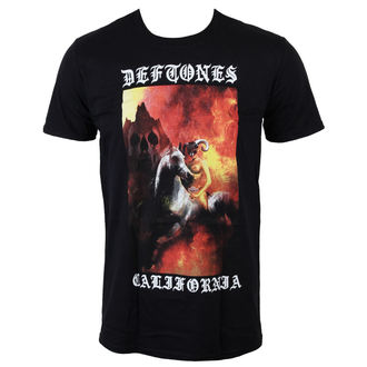 t-shirt metal uomo Deftones - California - LIVE NATION, LIVE NATION, Deftones