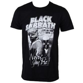 t-shirt metal uomo Black Sabbath - Never Say Die - ROCK OFF, ROCK OFF, Black Sabbath