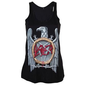top donna Slayer - Silver Eagle crystaline - ROCK OFF, ROCK OFF, Slayer