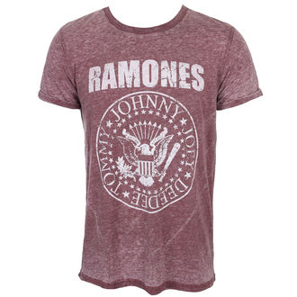 t-shirt metal uomo Ramones - Presidential Seal - ROCK OFF, ROCK OFF, Ramones