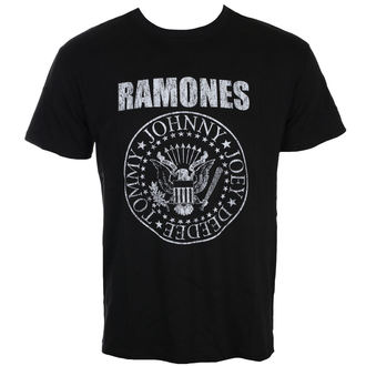 t-shirt metal uomo Ramones - Seal - ROCK OFF, ROCK OFF, Ramones