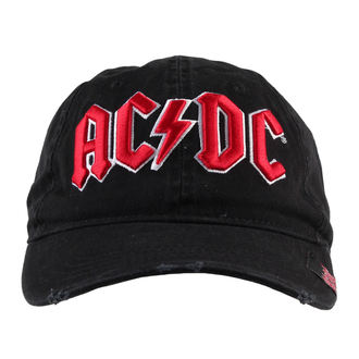 berretto AC / DC - Nero - FBI., F.B.I., AC-DC