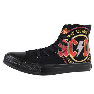 scarpe da ginnastica alte donna AC-DC - Sneakers - F.B.I., F.B.I., AC-DC
