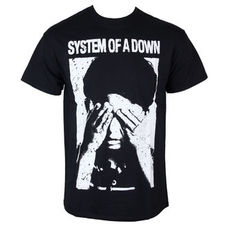 t-shirt metal uomo System of a Down - See No Evil - ROCK OFF, ROCK OFF, System of a Down