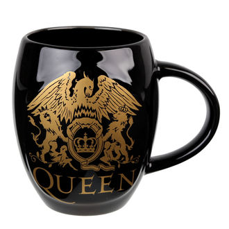 tazza Queen - Gold - ROCK OFF, ROCK OFF, Queen
