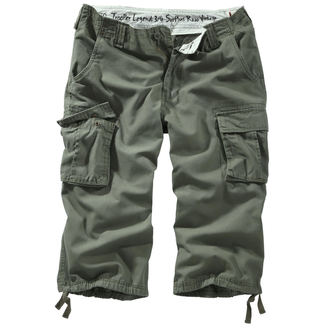 pantaloncini 3/4 uomo SURPLUS - TROOPER LEGEND - OLIV GEWAS, SURPLUS