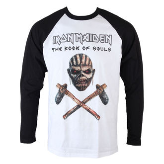 t-shirt metal uomo Iron Maiden - Axe - ROCK OFF, ROCK OFF, Iron Maiden