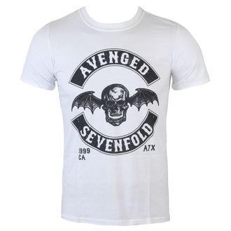 t-shirt metal uomo Avenged Sevenfold - Moto Seal - ROCK OFF, ROCK OFF, Avenged Sevenfold