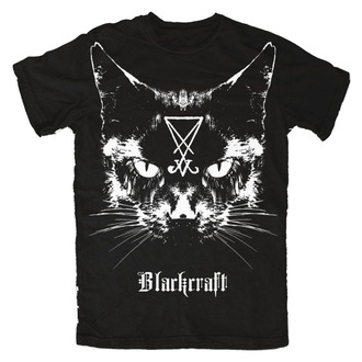 t-shirt uomo - Lucifer The Cat - BLACK CRAFT, BLACK CRAFT