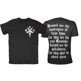 t-shirt uomo - Destroyers - BLACK CRAFT
