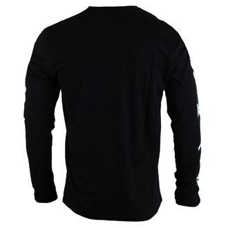 t-shirt uomo - In Reason Long Sleeve - BLACK CRAFT