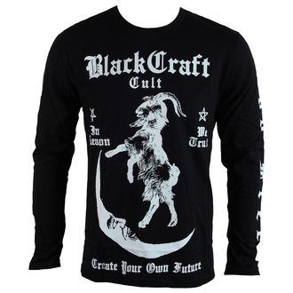 t-shirt uomo - In Reason Long Sleeve - BLACK CRAFT, BLACK CRAFT