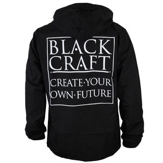 giacca primaverile / autunnale uomo - Create Your Own Future Windbreaker - BLACK CRAFT, BLACK CRAFT