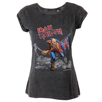 t-shirt metal donna Iron Maiden - - ROCK OFF, ROCK OFF, Iron Maiden
