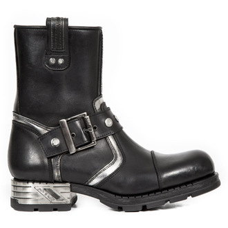 stivali in pelle donna - Itali Negro - NEW ROCK, NEW ROCK